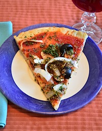 Pizza Slice Cropped